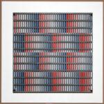antonio asis vibration bandes bleus et rouges editionsMAK Mike-Art