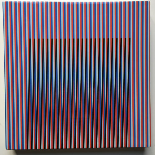 carlos cruz-diez ceramic couleur additive 1 Mike-Art