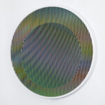 carlos cruz-diez chomointerference manipulable circulaire A editionsMAK Mike-Art