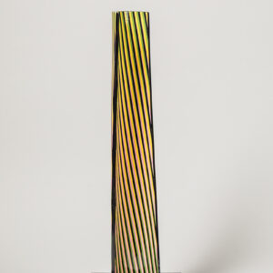carlos cruz-diez cromovela 17 ceramic Mike-Art