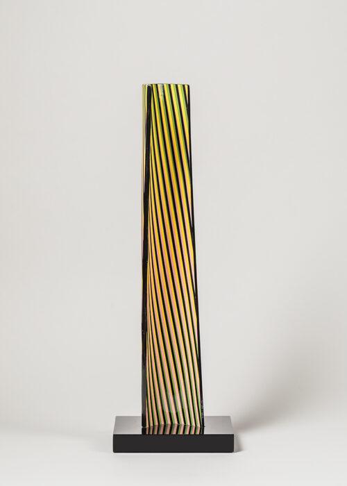 carlos cruz-diez cromovela 17 ceramic Mike-Art