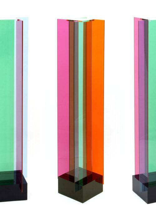 carlos cruz-diez transchromies a 4 elements editionsmak Mike-Art