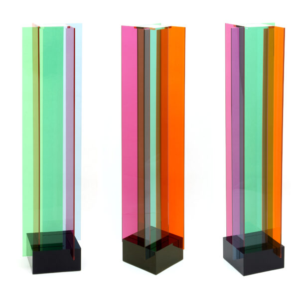carlos cruz-diez transchromies a 4 elements editionsmak Mike-Art