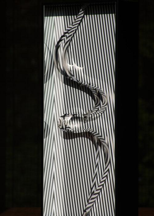 julio le parc edition sculpture ondes par deplacement editionsmak Mike-Art