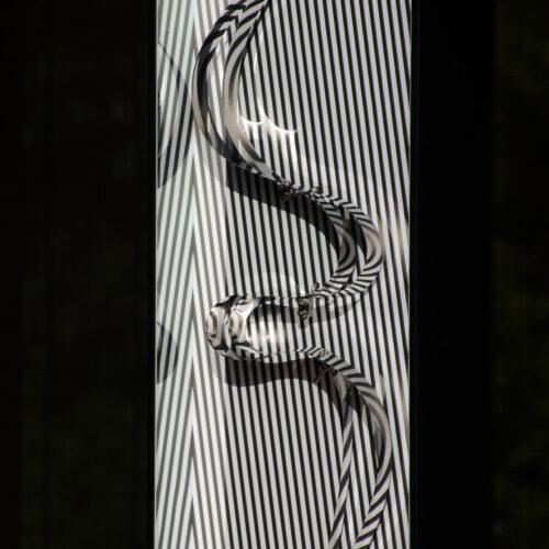 Julio Le Parc Formes en Contorsions 1967- 2019 mechanical sculpture editionsMAK Mike-Art