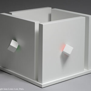 luis tomasello cube atmosphere chromoplastique editionsMAK Mike-Art-Kunst