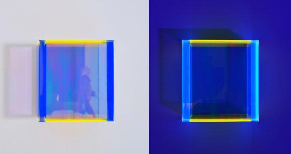 regine schumann color rainbow pastel blue hongkong Mike-Art 2