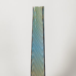 carlos cruz-diez cromovela 22 ceramic Mike-Art.