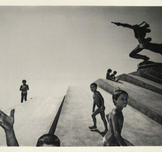 carl de keyser monument to the WW2 resistance movement