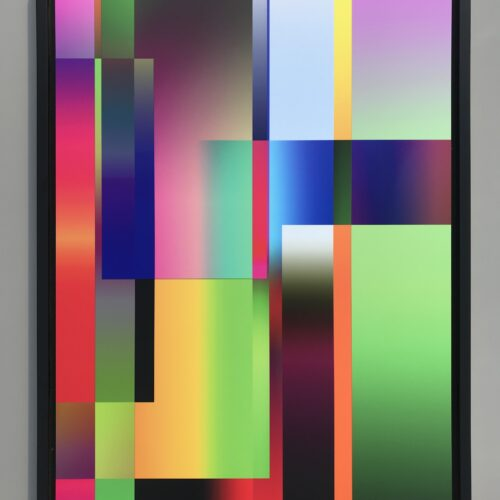 Santiago-Torres-digital-composition-color-NFT-a44B-limited-edition-MAK-Mike-Art-Kuns