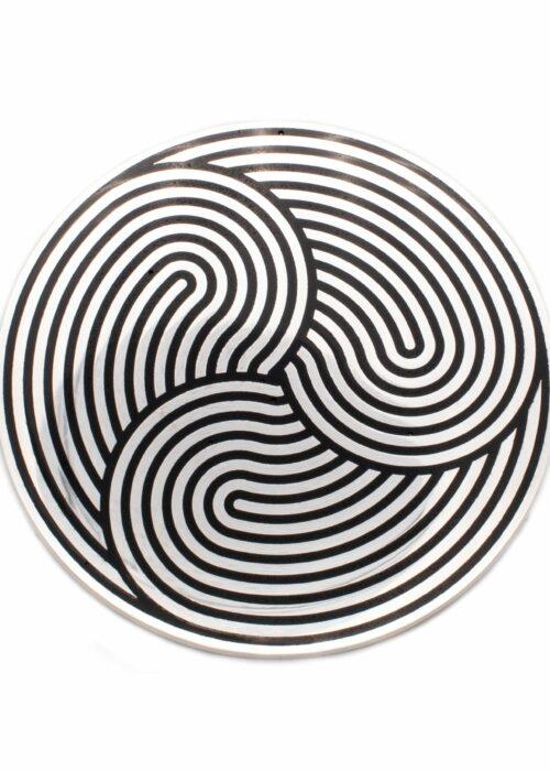 Marina Apollonio Silver Broche 1966 Mike-Art 3