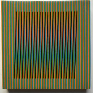 carlos cruz-diez ceramic couleur additive 3 Mike-Art