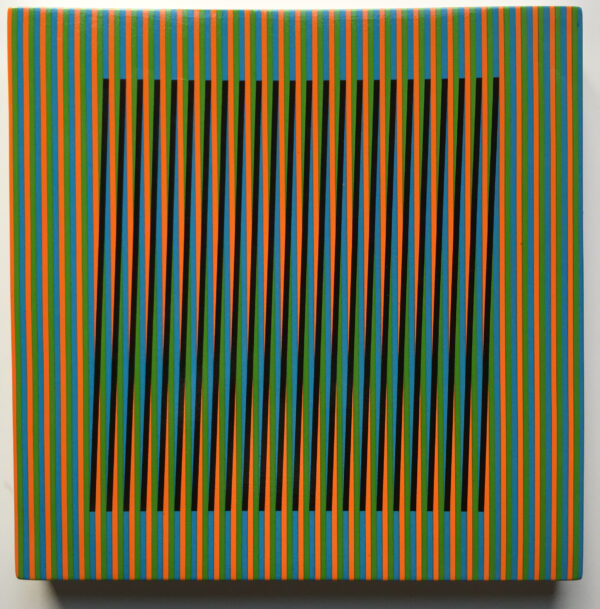 carlos cruz-diez ceramic couleur additive 3 Mike-Art