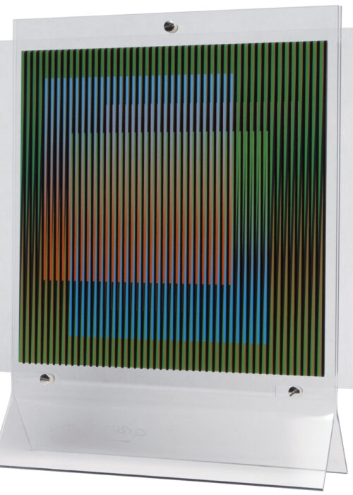carlos cruz diez chromointerference Manipulabe La Difference EditionsMAK