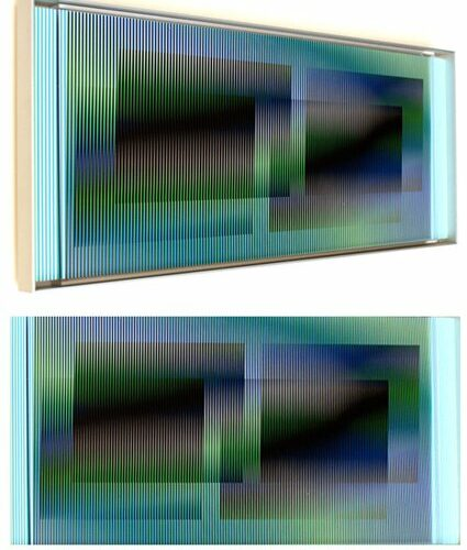 carlos cruz-diez chromointerference manipulable C editionsmak mike-art