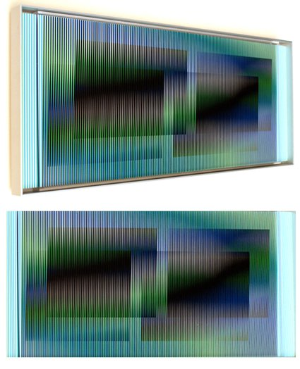 carlos cruz-diez chromointerference manipulable C editionsmak mike-art