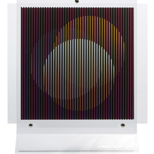 carlos cruz-diez chromointerference manipulable mike galet editionsMAK