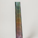 carlos cruz-diez cromovela 12 ceramic Mike-Art.