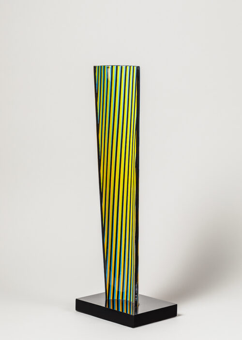 carlos cruz-diez cromovela 19 ceramic Mike-Art