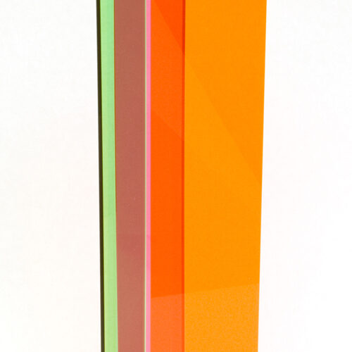 carlos cruz-diez transchromies a 3 elements editionsmak Mike-Art