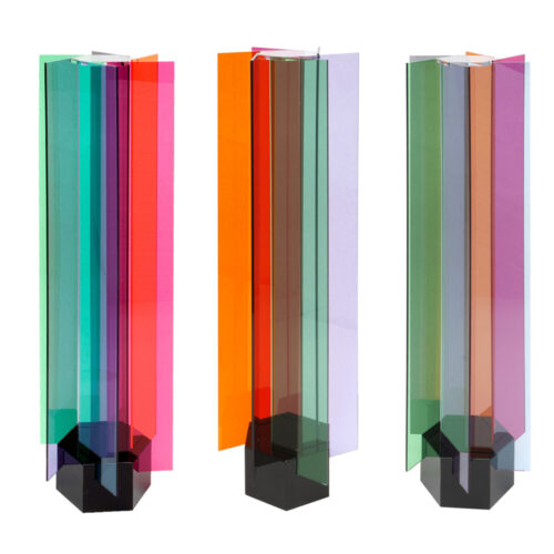 carlos cruz-diez transchromies a 6 elements editionsmak Mike-Art