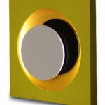 genevieve claisse cercle jaune neon editionsmak