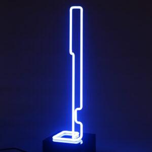 genevieve claisse sculpture lineaire et neon sculpture editionsmak