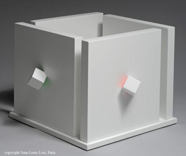 luis tomasello cube atmosphere chromoplastique editionsMAK Mike-Art-Kunst