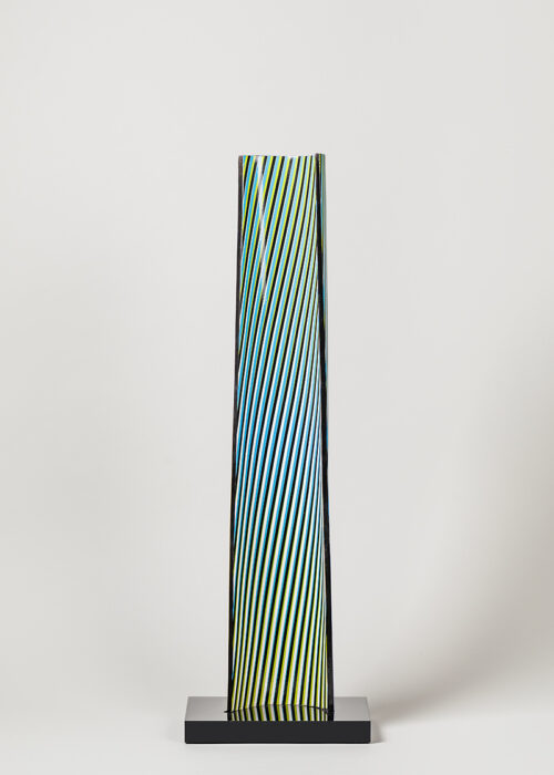 carlos cruz-diez cromovela 21 ceramic Mike-Art