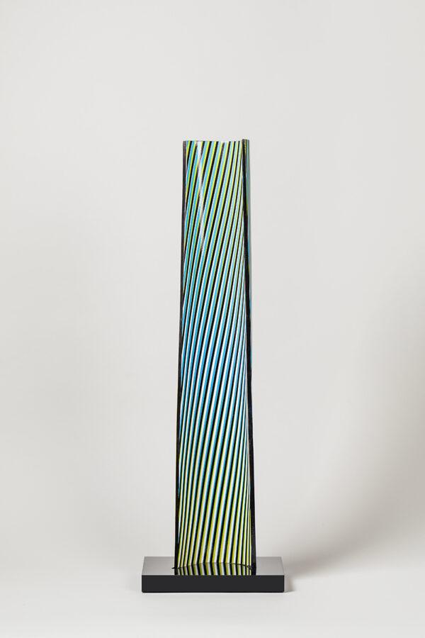 carlos cruz-diez cromovela 21 ceramic Mike-Art