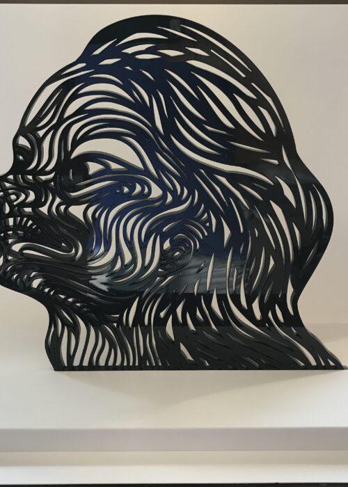 'carlos cabeza' 'womans flow' sculpture limited edition signed editionsmak mike-art-kunst
