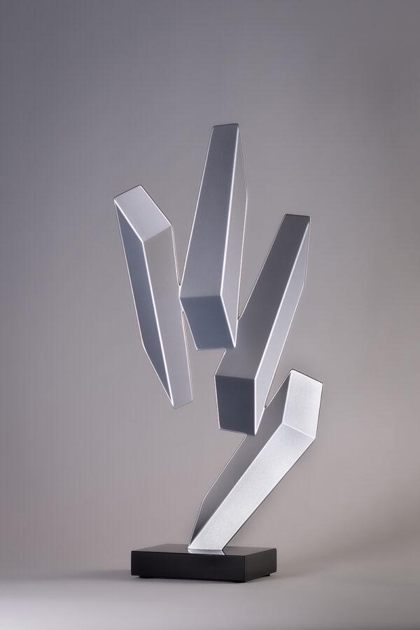 'Rafael barrios' levitation3 sculpture editionsmak 'mike-art-kunst'