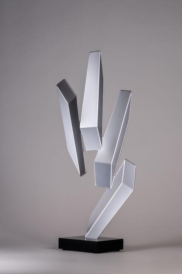 'Rafael barrios' levitation 3 sculpture editionsmak 'mike-art-kunst'